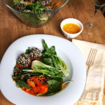 Edamame & Wild Rice Bites {Vegan}