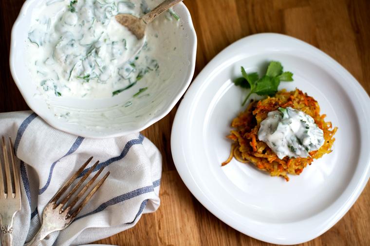Veggie Fritters - 3 Ways {Vegan, Vegetarian & Gluten-free}