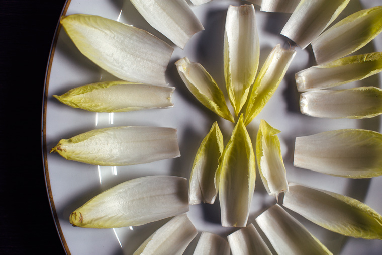Stuffed Endive Appetizer