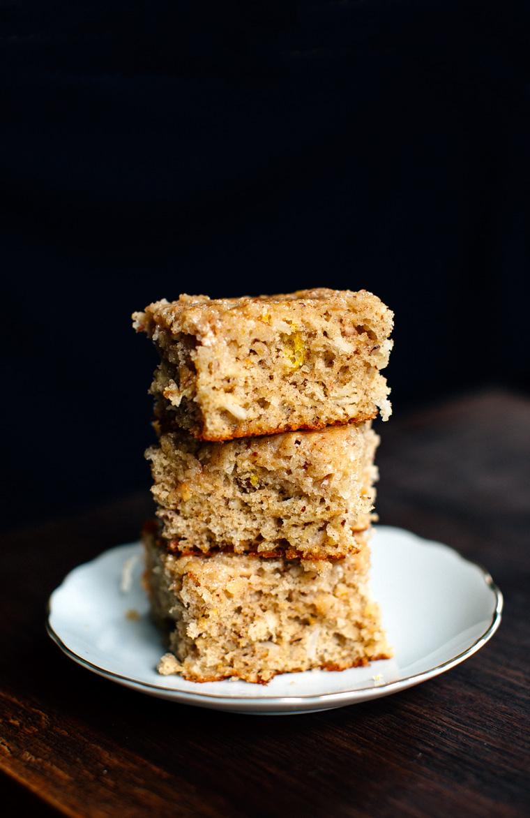 Spiced Parsnip Cake