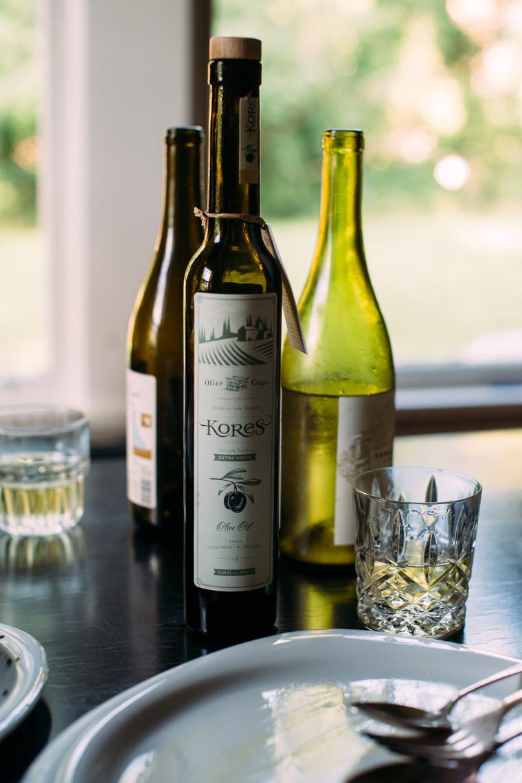 Pistachio Pistou 3 Ways featuring Kores Estate Extra Virgin Olive Oil