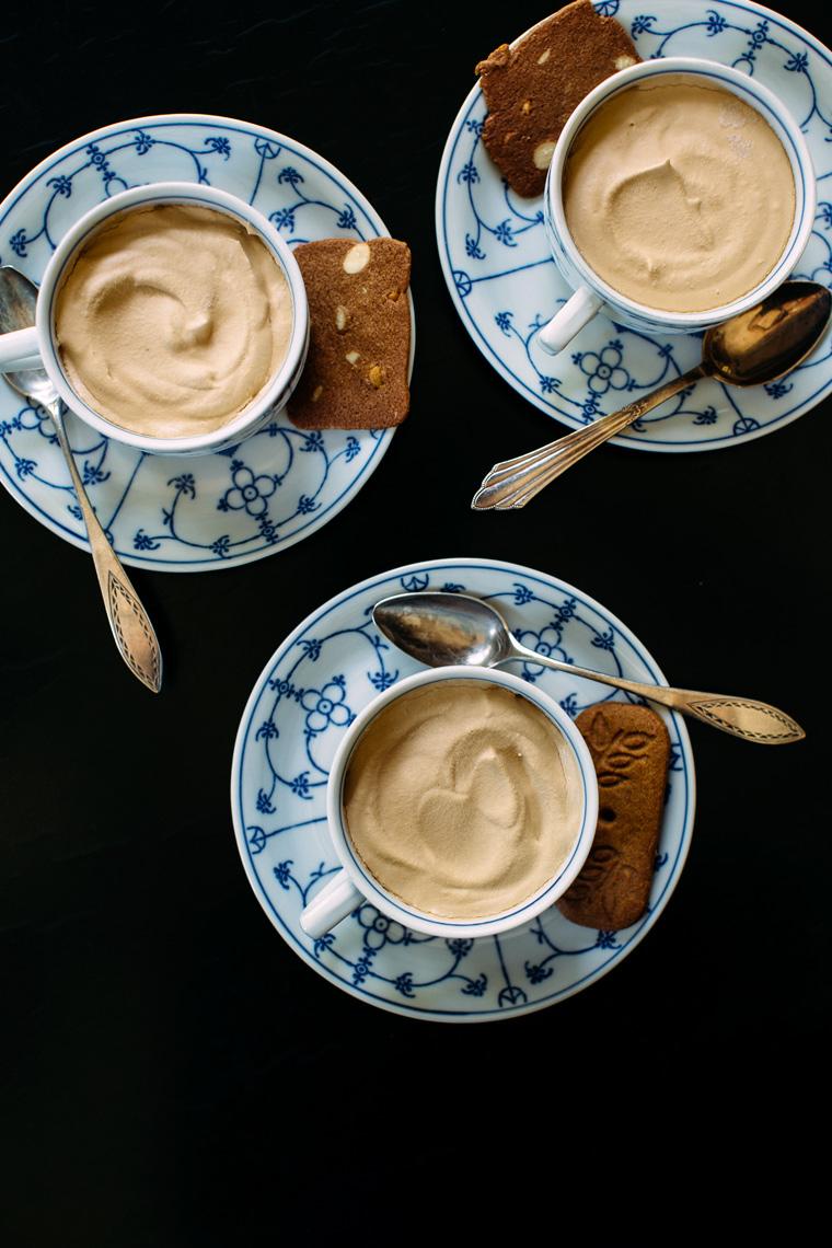 Nigella's No-Churn Coffee Ice Cream