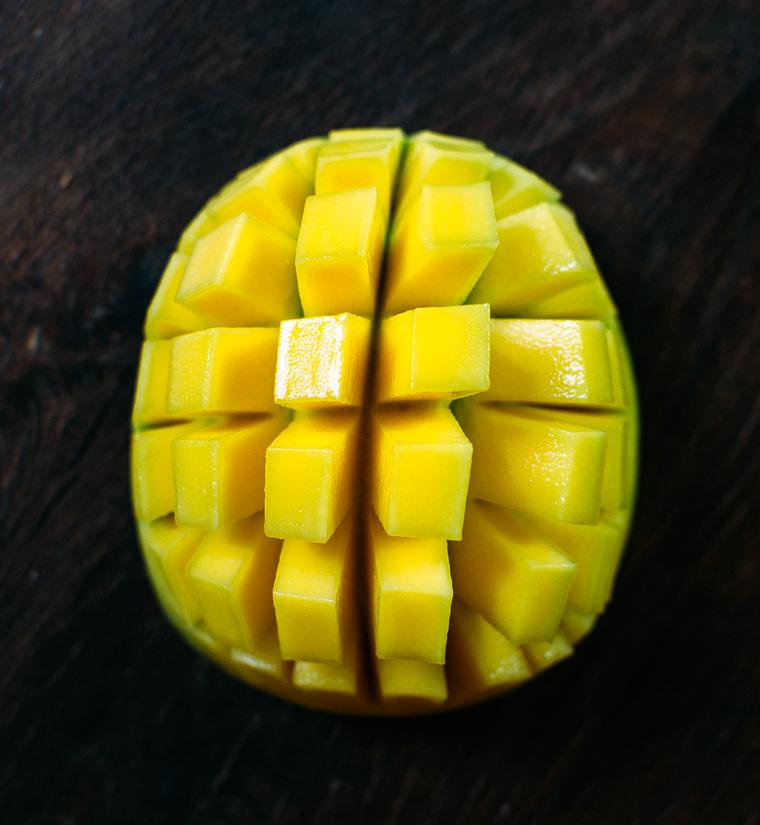 Corn and Mango Salad